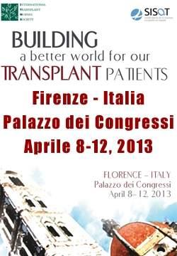 Congresso Internazionale. Infermieri si confrontano sul trapianto di organi e tessuti