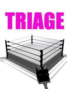 Visto dalle donne | Il wrestling in pronto soccorso