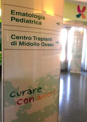Onco-Ematologia Pediatrica di Monza. Curare con Amore