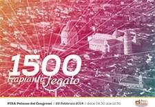 Pisa festeggia i 1500 Trapiani di Fegato