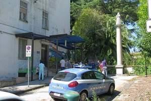 Tragedia al Cardarelli di Napoli, OSS si suicida