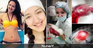 Espulsa tirocinante infermiera dopo aver pubblicato una foto sul web