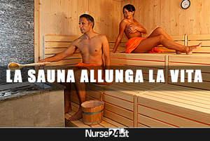 La sauna allunga la vita
