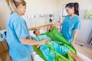 Tecniche mobilizzazione del paziente per OSS