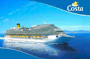 Costa Crociere assume Infermieri per le sue flotte