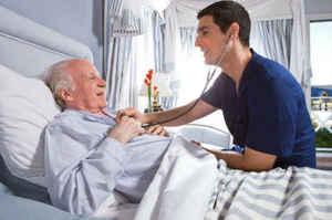 Non si può essere infermieri senza essere pazienti